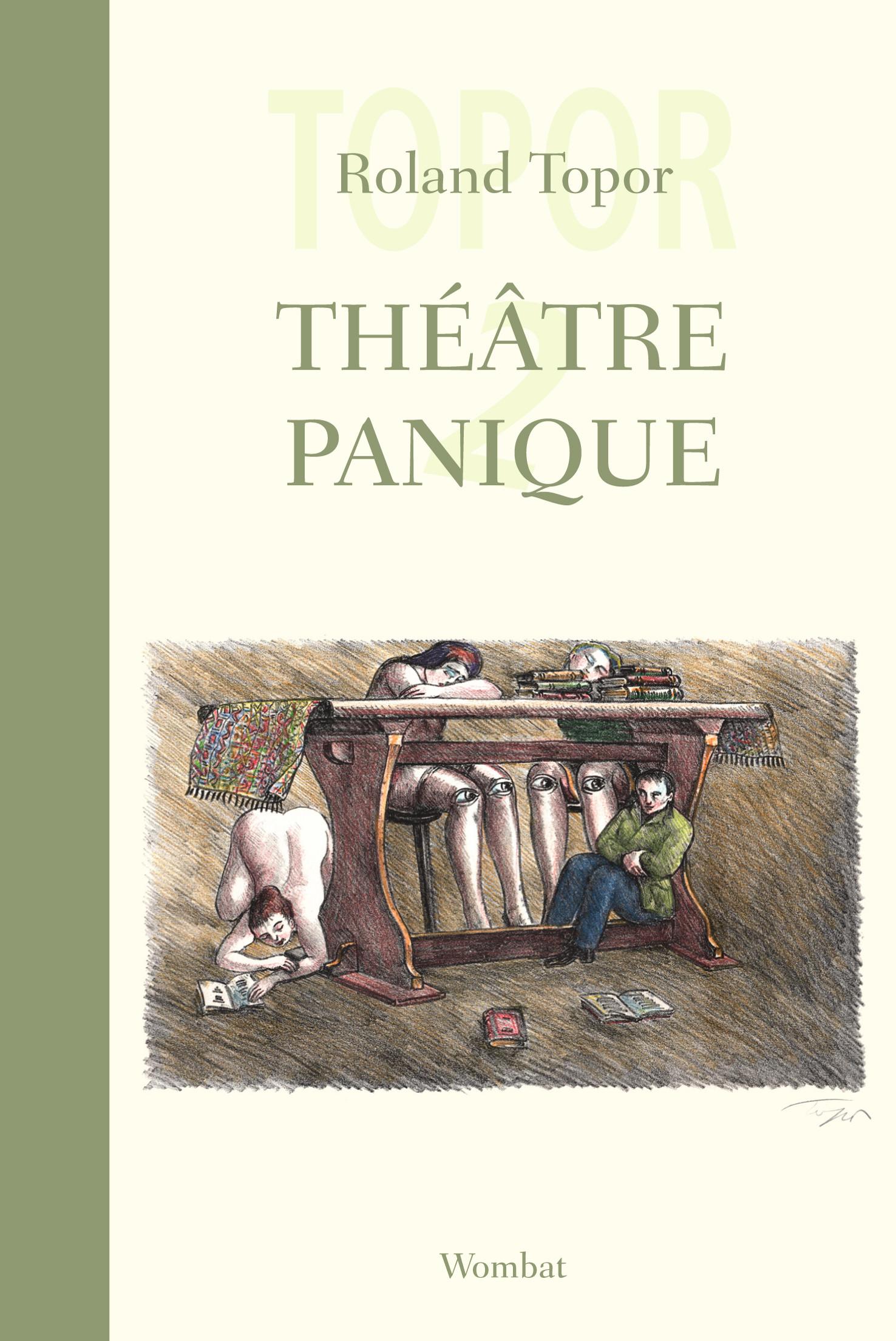 Theatre Panique T 2